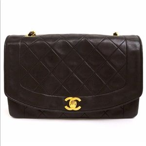 Famous Diana 2.55 Classic Flap Quilted Bag